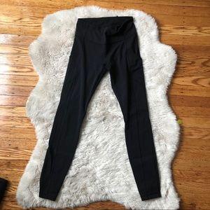 Lululemon Black Wunder Under Pocket Leggings